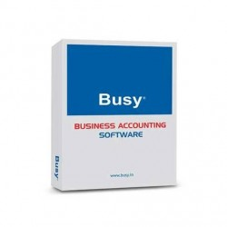 Busy Accounting Software Ent. Edition